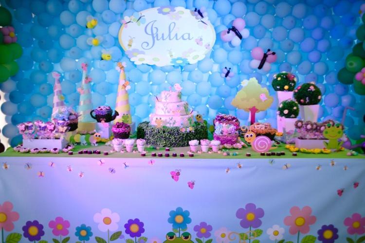 Capa Para Decorar Mesa De Festa Infantil R$ 130,00 em Mercado Livre -> Como Decorar Mesa De Aniversario Com Flores