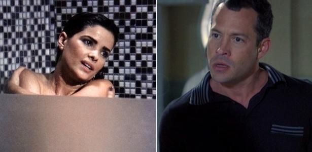 """Em """"Amor à Vida"""", Aline tenta seduzir o Bruno"""