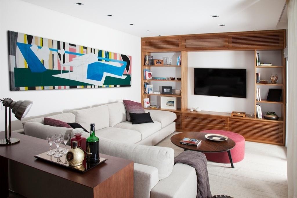 Sala De Estar Home ~ melhor a metragem do espaço e transformar a sala de estar em home