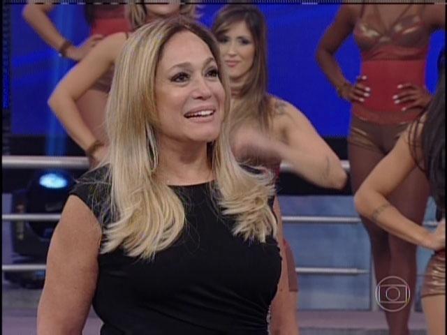 29.set.2013 - Susana Vieira durante participação no