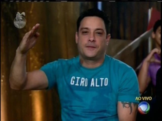 29.set.2013 - Márcio Duarte durante a final de