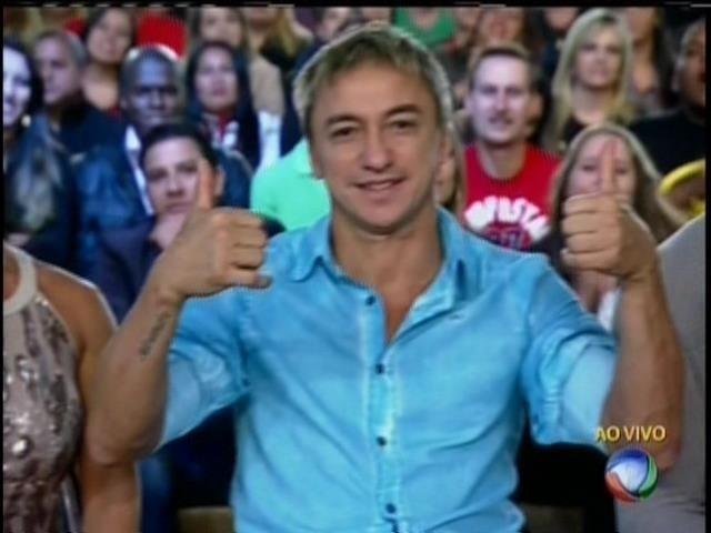 29.set.2013 - Paulo Nunes durante a final de
