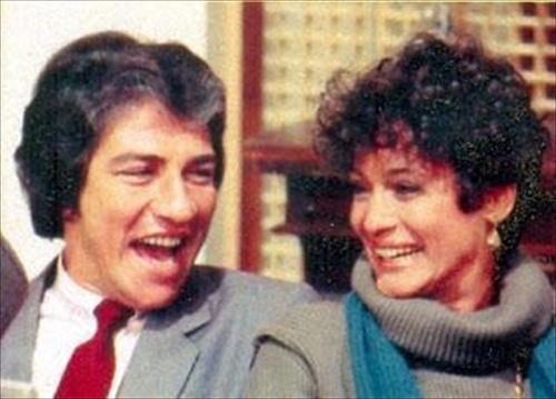 Cláudio Cavalcanti e Susana Vieira em cena de