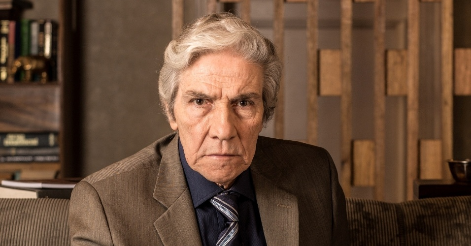 """Set.2013 - Claudio Cavalcanti como o empresário Otávio na segunda temporada de """"Sessão de Terapia"""""""