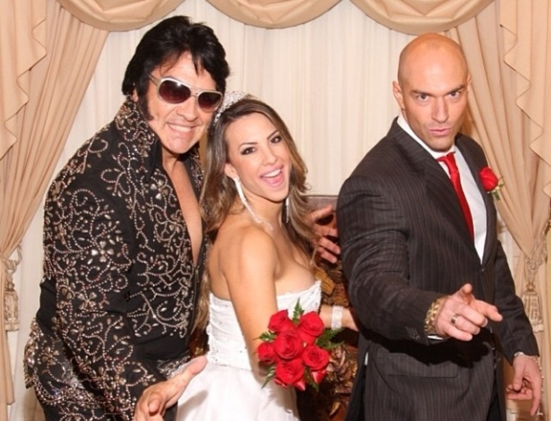 Casar em Las Vegas de Setembro em Las Vegas
