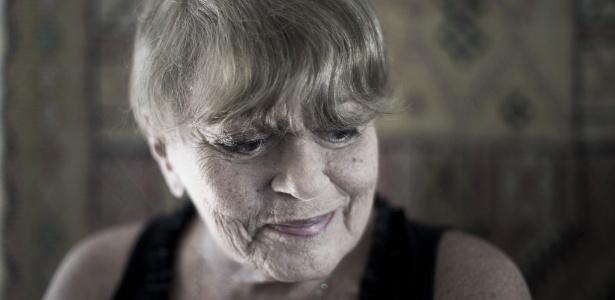 A atriz, cantora e cineasta Norma Bengell, em imagem de 2010