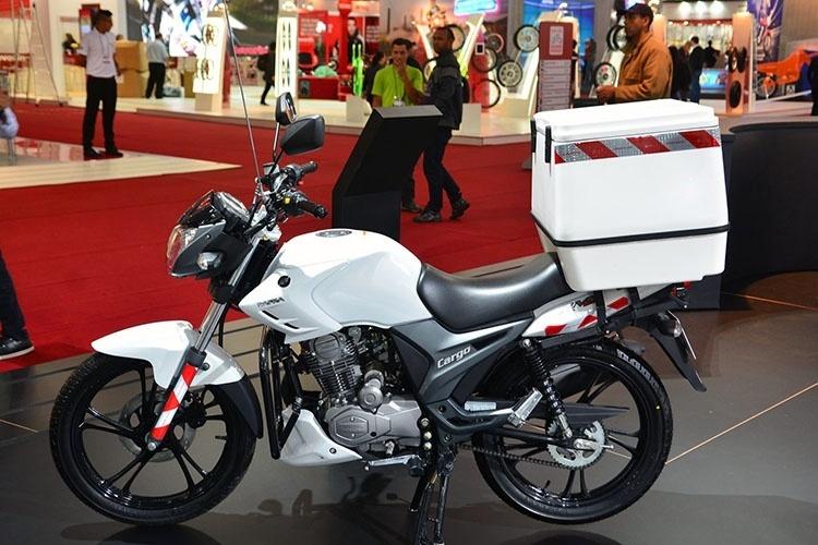 Dafra Riva Cargo 150