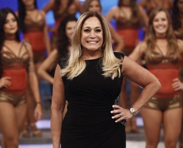 10.out.2013 - Susana Vieira durante participação no