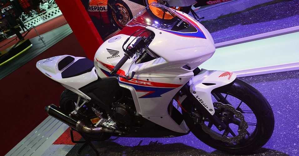 Honda anunciou a criação da categoria monomarca 500 Cup para o ano que vem