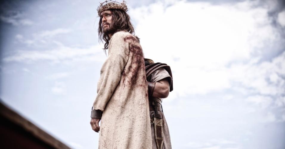 """Cena da série """"A Bíblia"""", produzida por Mark Burnett"""