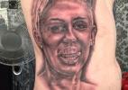 Lindsay Lohan mostra nova tatuagem no braço - Reprodução/Lindsaylohan.com