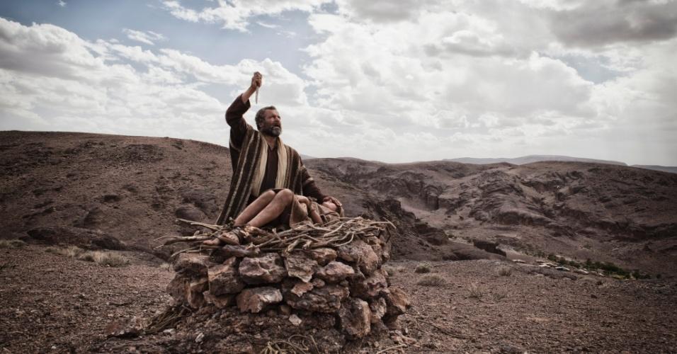 """Imagem da série """"A Bíblia"""", produzida por Mark Burnett"""
