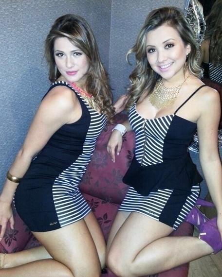 Livia Andrade vira cantora de funk ao lado de Roberta Tiepo