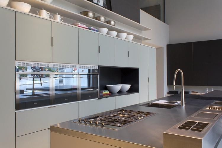 Escolha Sua Cozinha Planejada Com Ilha Pictures to pin on Pinterest