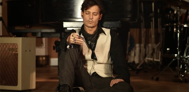 Johnny Depp participa de teaser de Paul McCartney