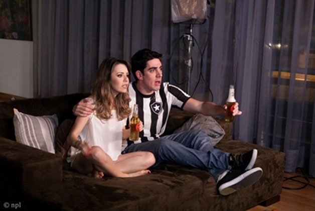 Sandy e Marcelo Adnet farão par romântico no novo clipe da cantora,