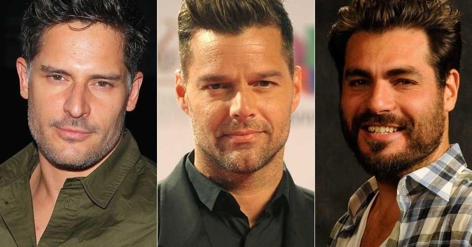 Resultado de imagem para designer de sobrancelhas homens famosos