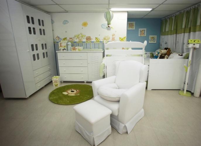 Ideias Para Montar Um Quarto De Bebe ~ Para montar um quarto de beb? funcional, aconchegante e seguro, ?