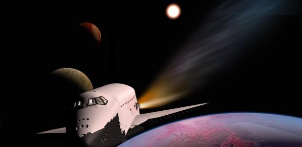 Viajantes poderão chegar mais perto das estrelas conforme multiplicam-se projetos de turismo espacial