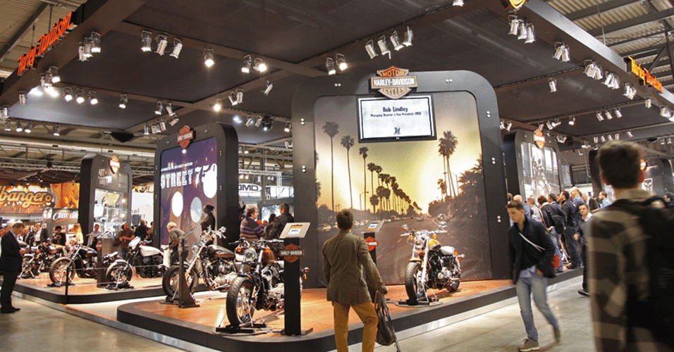 Harley-Davidson família Street