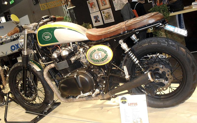 Triumph Bonneville Lotus