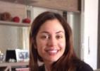 """""""Continuo firme na recuperação, evoluindo diariamente"""" diz Maria Melilo"""