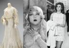Acompanhe a evolução dos vestidos de noiva ao longo dos séculos 20 e 21 - Divulgação/Getty Images/AFP/AP