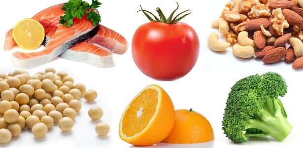 Alimentos ricos em antioxidantes auxiliam no combate ao envelhecimento da pele