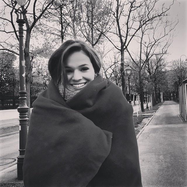 15.nov.2013 - Bruna Marquezine grava cenas da próxima novela das 21h,