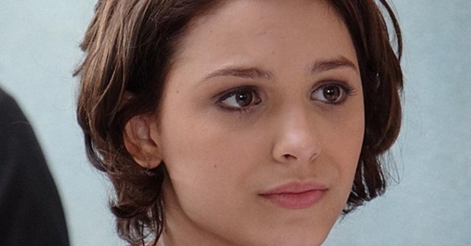 """Em """"Malhação"""", Micaela dá prazo para Meg contar a verdade sobre gravidez"""