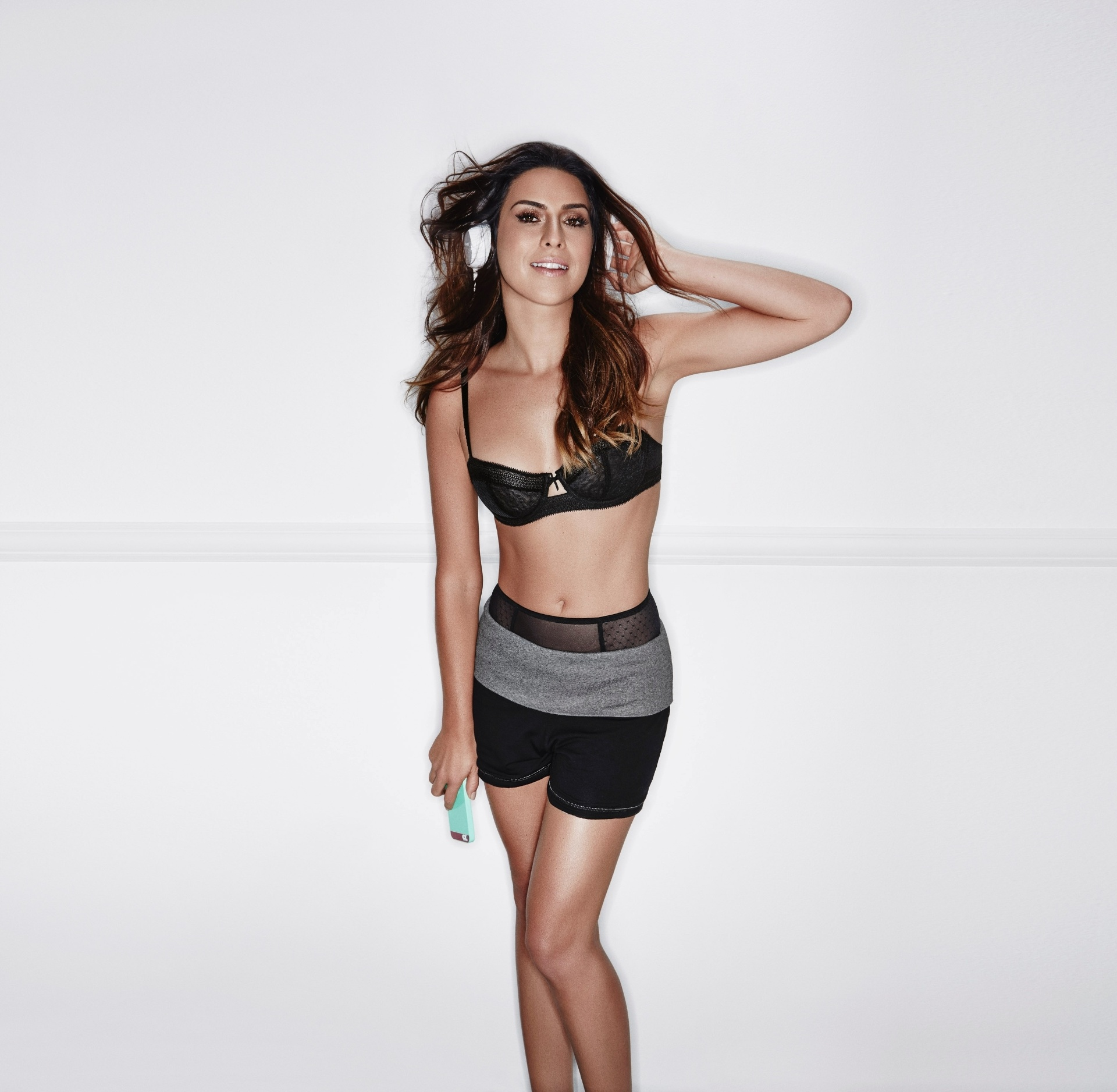 21.nov.2013-  Fernanda Paes Leme está com um corpo em forma, pronta para arrasar no verão