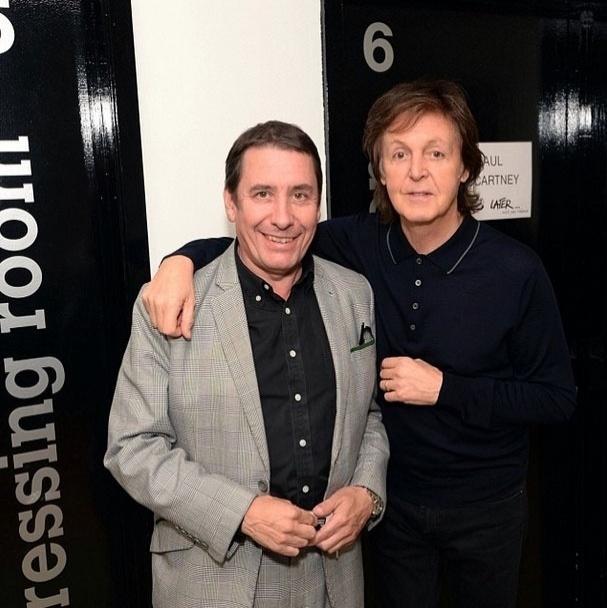 25.nov.2013 - O ex-beatle Paul McCartney tem quase 40 mil seguidores no Instagram