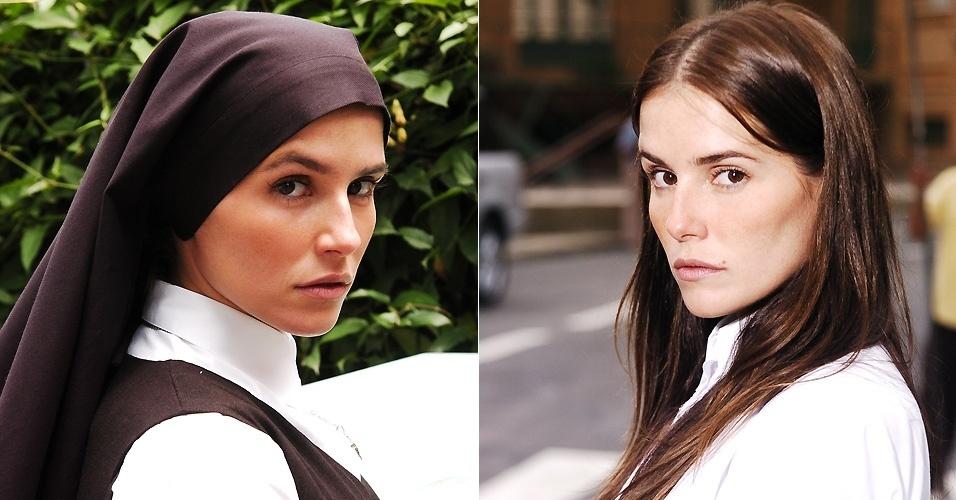 """6.nov.2006 - Deborah Secco é uma das protagonistas de """"Pé na Jaca"""", como a irmã Elizabeth. Essa é sua terceira vilã"""