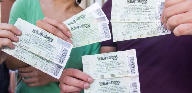 Produtores e casas de shows devem disponibilizar informações sobre a venda de ingressos