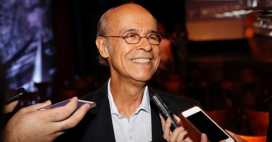 28.nov.2013- Osmar Prado vive Cavalcanti, empresário casado com Dira Paes, que fará Celeste