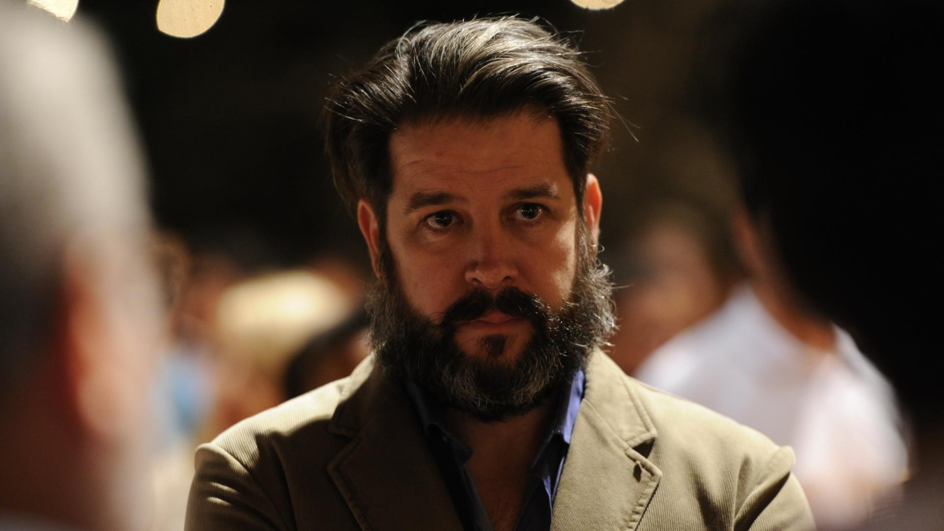 29.nov.2013 - Murilo Benício é Jaime na minissérie