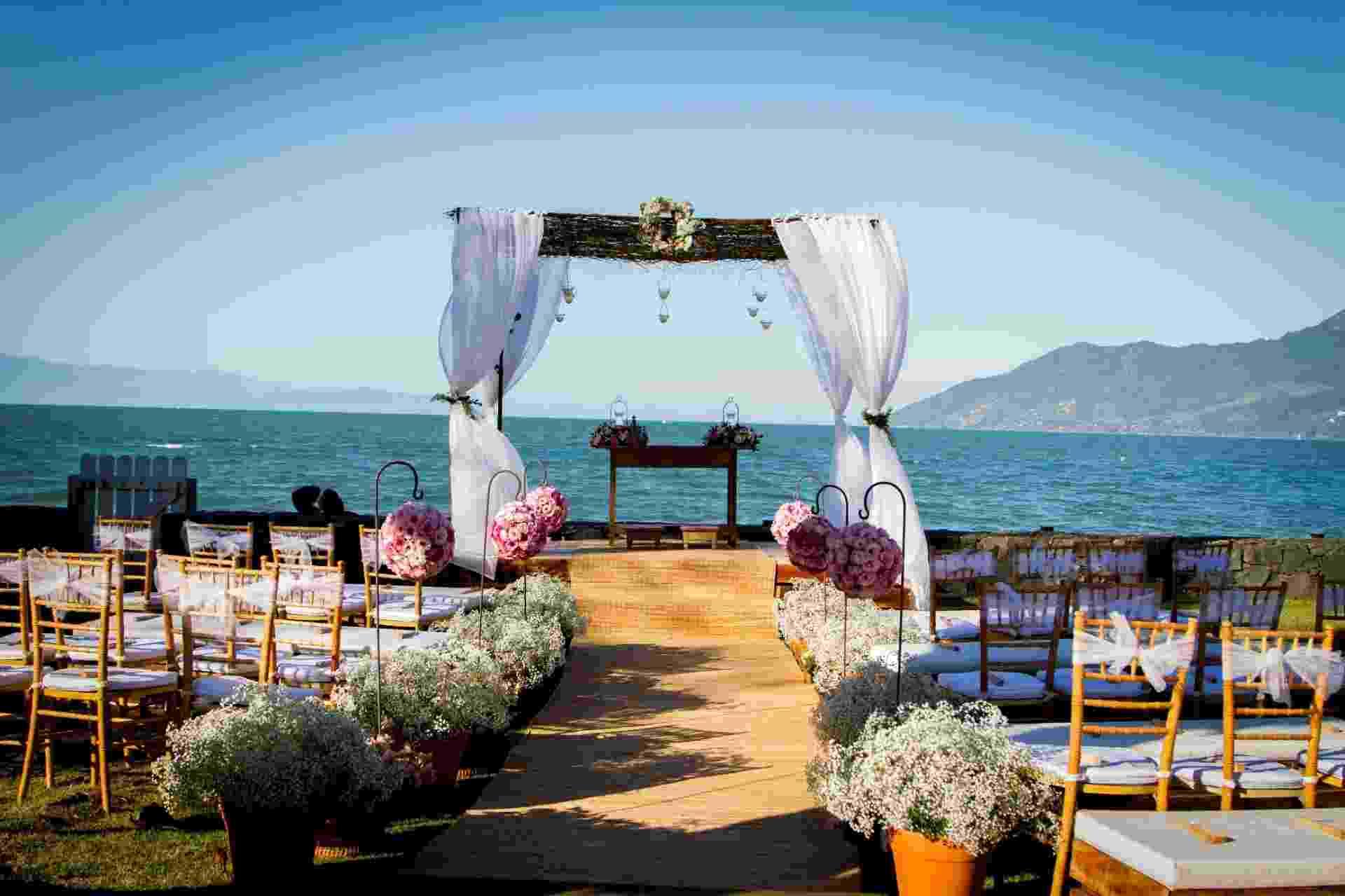 de decoração para um casamento na praia  09012015  UOL Estilo de