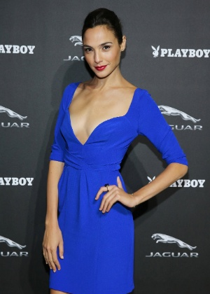 A atriz Gal Gadot