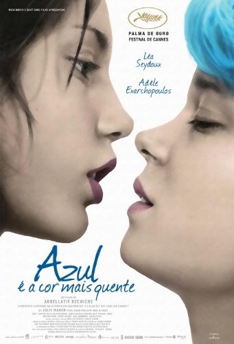 """Cena de """"Azul É a Cor Mais Quente"""", de Abdellatif Kechiche"""