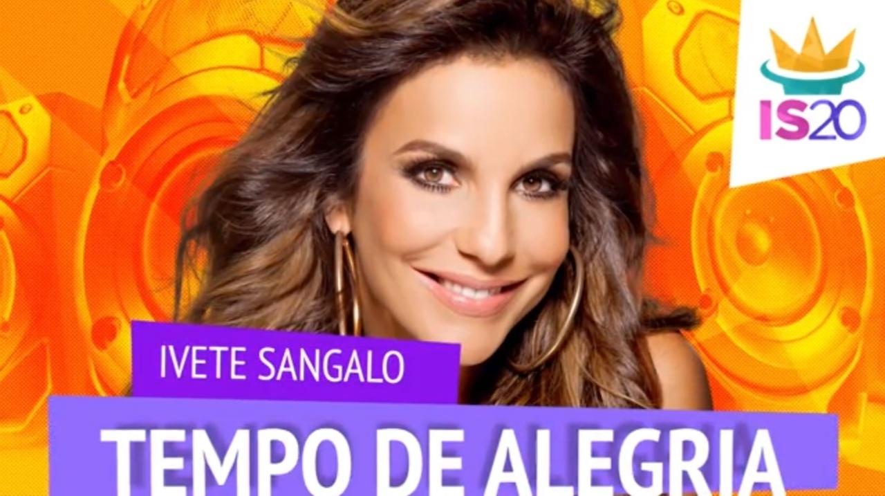6.dez.2013 - Ivete Sangalo divulga lyric video de sua nova música,