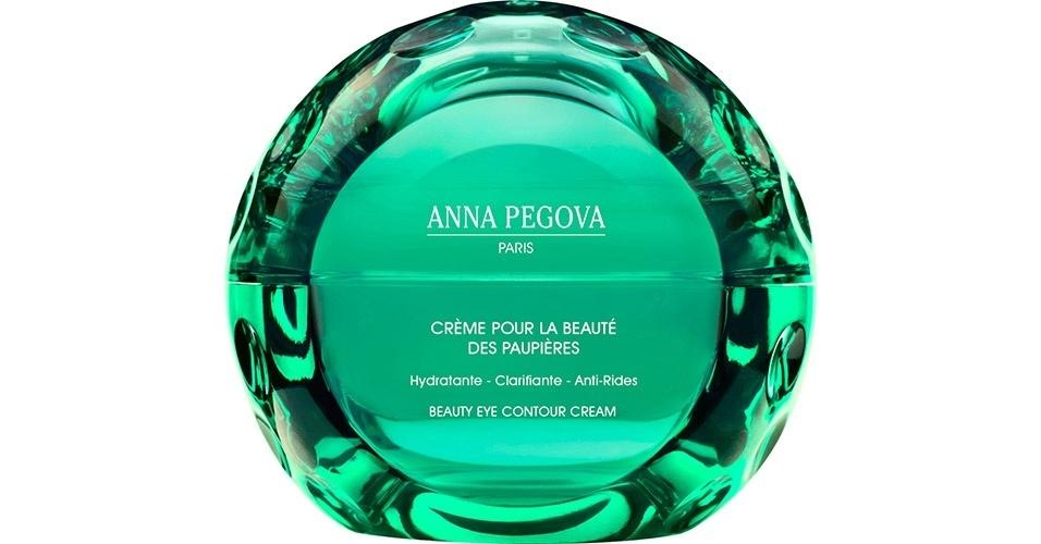 Crème Pour La Beauté Des Paupières, Anna Pegova