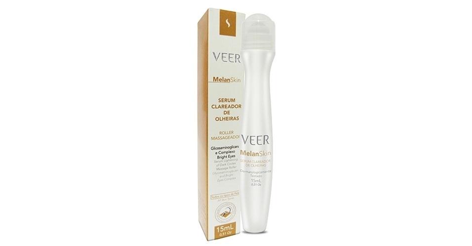 Melan Skin Serum Clareador de Olheiras, Veer