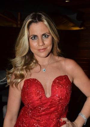 dez.2013 - Marina Mantega comemora seu aniversário em São Paulo