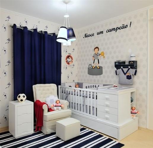 Veja decorações de quartos de bebê que fizeram sucesso com