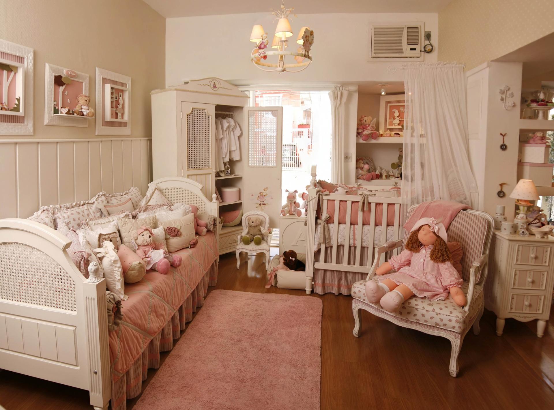 Quartos de bebê e criança  Casa e Decoração  UOL Mulher
