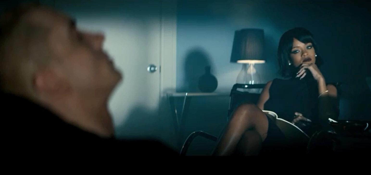 Eminem contracena com Rihanna em teaser do clipe de