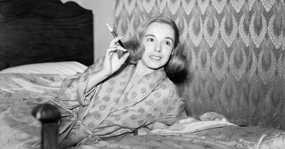 A atriz Anna Proclemer