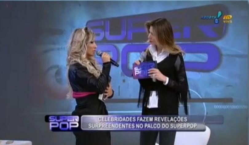 Luciana Gimenez entrevista Sabrina Boing Boing