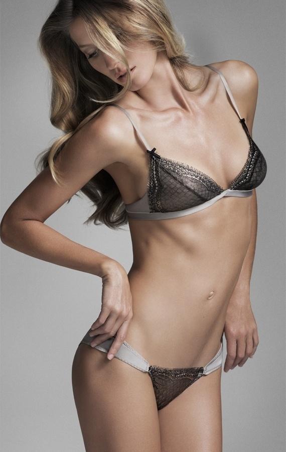 Gisele Lingerie Line Unveils New Designs (PHOTOS ...