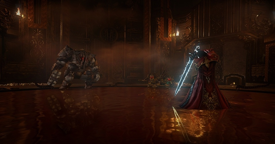 """Castlevania: Lords of Shadow 2"" (Windows, PS3, X360) continua a história de Gabriel Belmont, agora com poderes sobrenaturais"